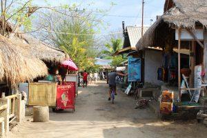 Fotos aus Gili Air, Gili Meno & Gili Trawangan