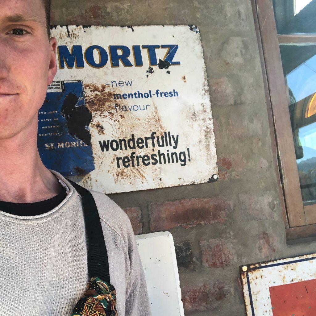 Ein Profil von mir, Moritz Nicolaus